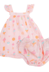 Angel Dear Angel Dear Ice Cream Sundress
