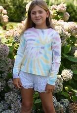 Design History Design History Tie Dye Sweater