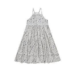 Rylee + Cru Rylee + Cru Blue Floral Ava Dress