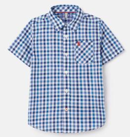Joules Joules Wilson Mini-Me SS Check Shirt