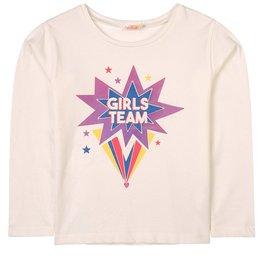 Billieblush Billieblush Girls Team LS Tee