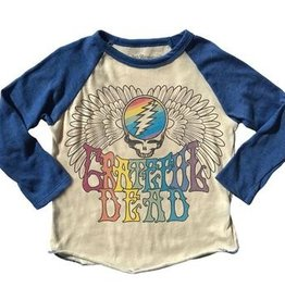 Rowdy Sprout Rowdy Sprout Grateful Dead Raglan Tee