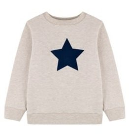 Petit Bateau Petit Bateau Tonelle Star Sweatshirt