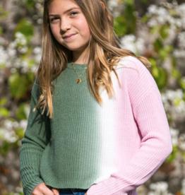 Design History Design History Dip Dye Sweater