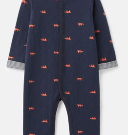 Joules Joules Wriggle Quilted Babygro