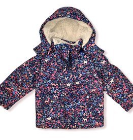 Joules Joules Wren 2 in 1 Coat with Removable Sleeves
