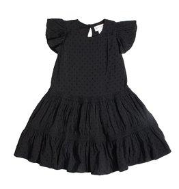 Lucky Jade Lucky Jade Swiss Dot Twirl Dress