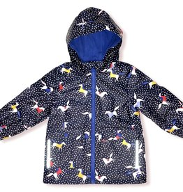 Joules Joules Girl's Raincoat
