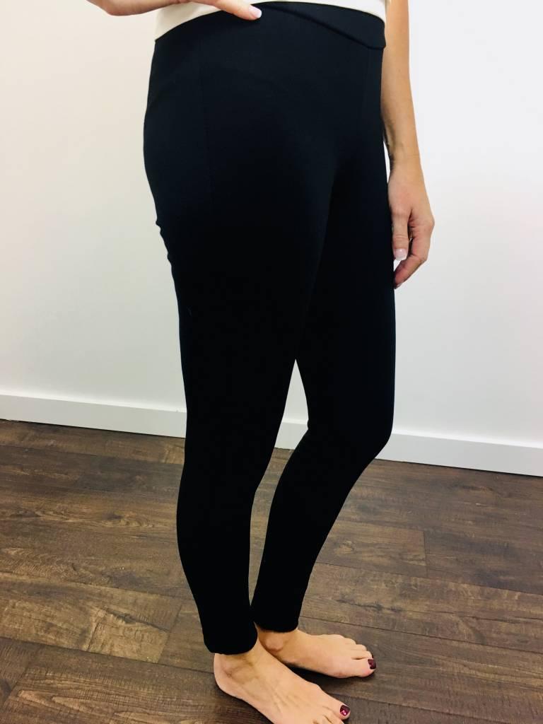 Downeast Perfect Ponte Pant Black