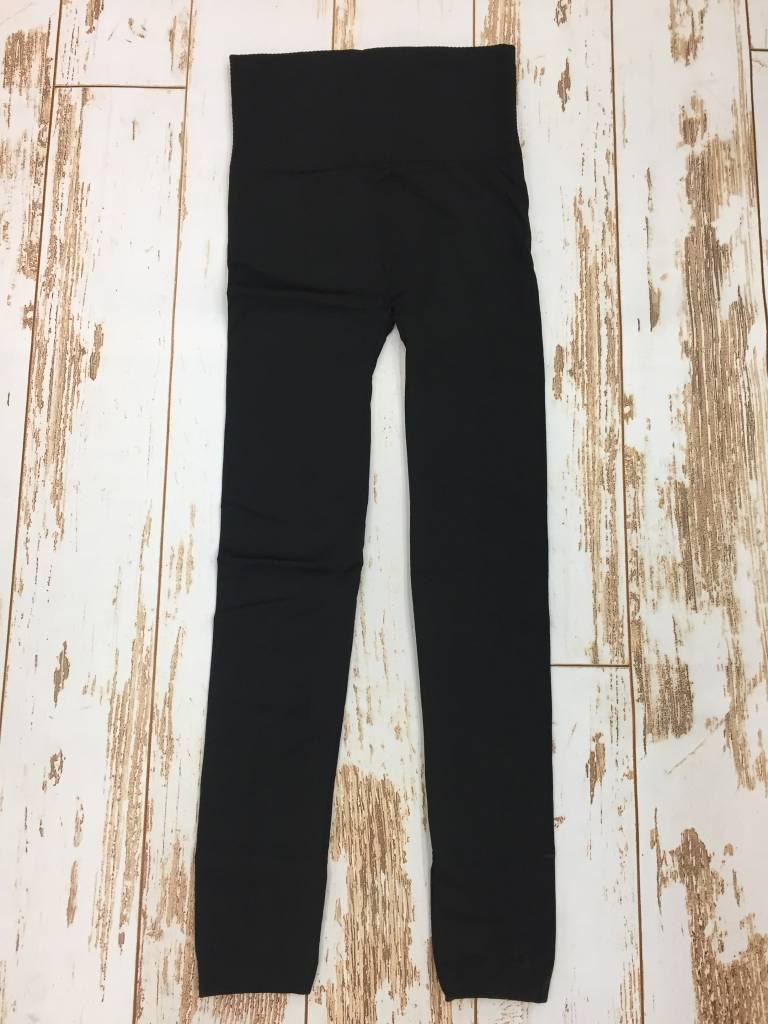yelete Fleece Legging Black