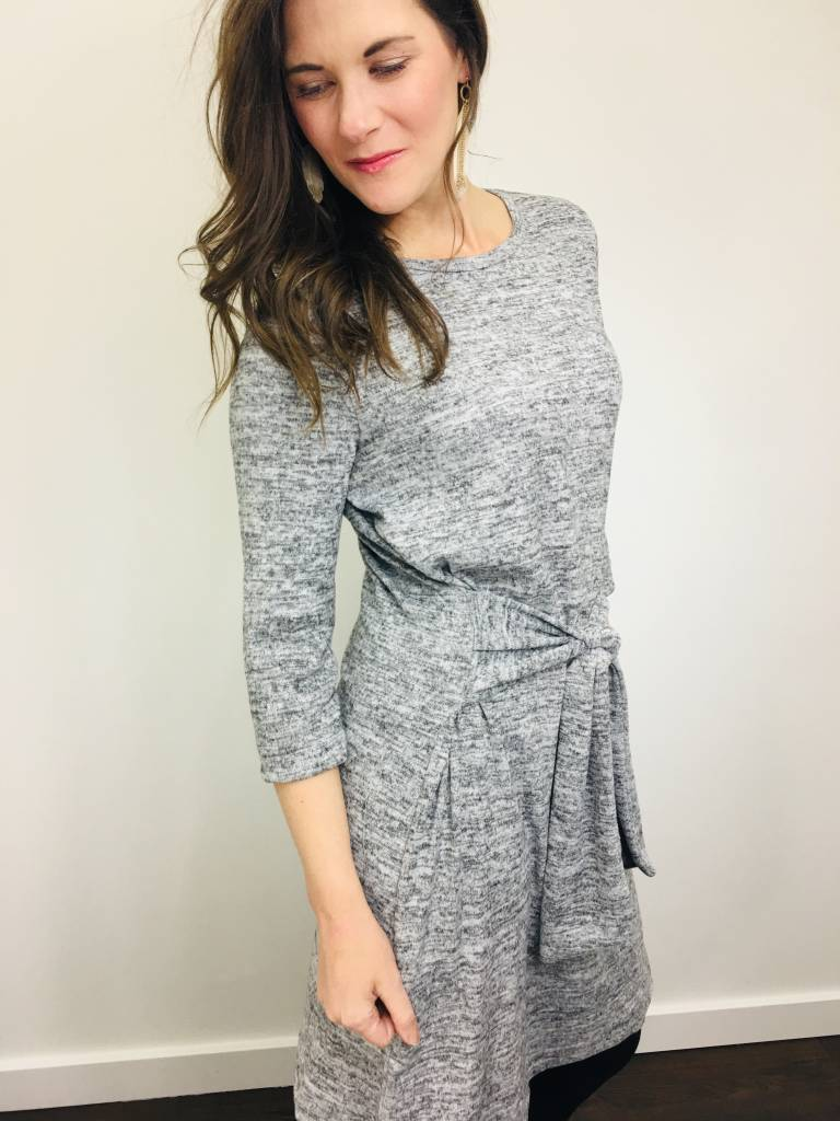 Downeast Knot This Time Dress
