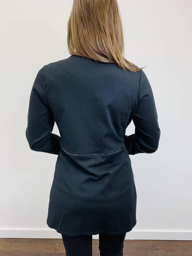 Ariella Zip Detail Jacket