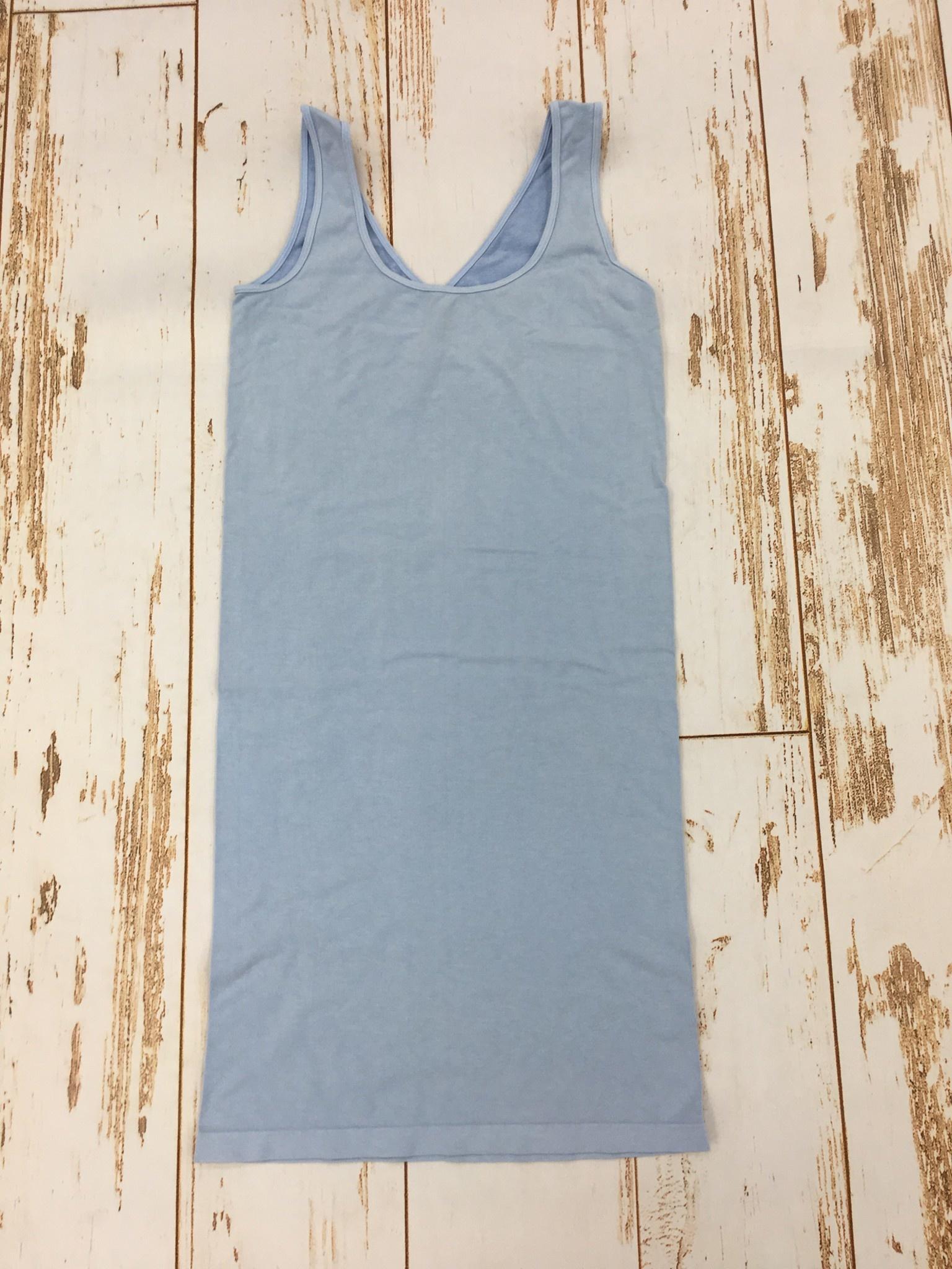 M Rena Tank Dress Serene Blue