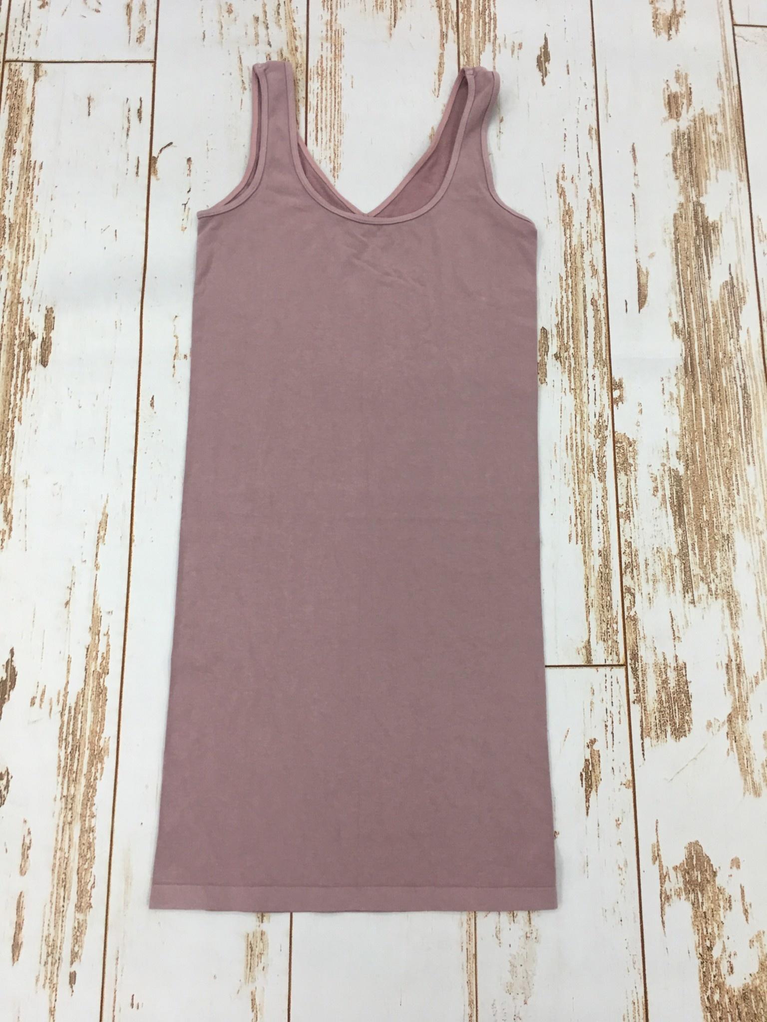 M Rena Tank Dress Lilac