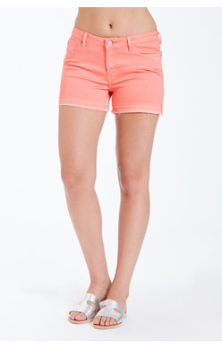 Dear John Gigi Highrise Bright Coral