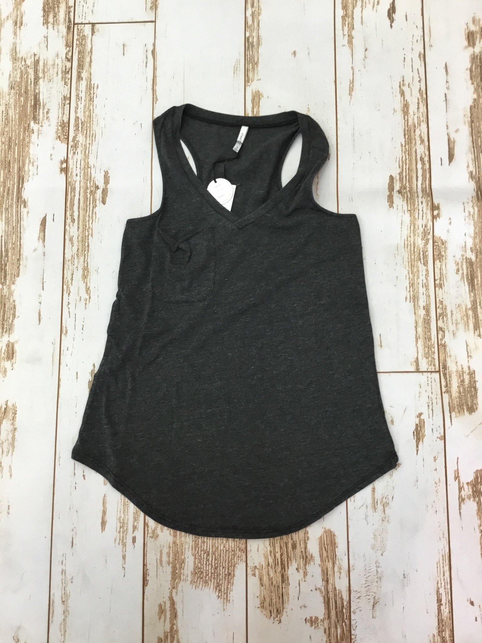 ZSupply The Pocket Racer Tank in Black
