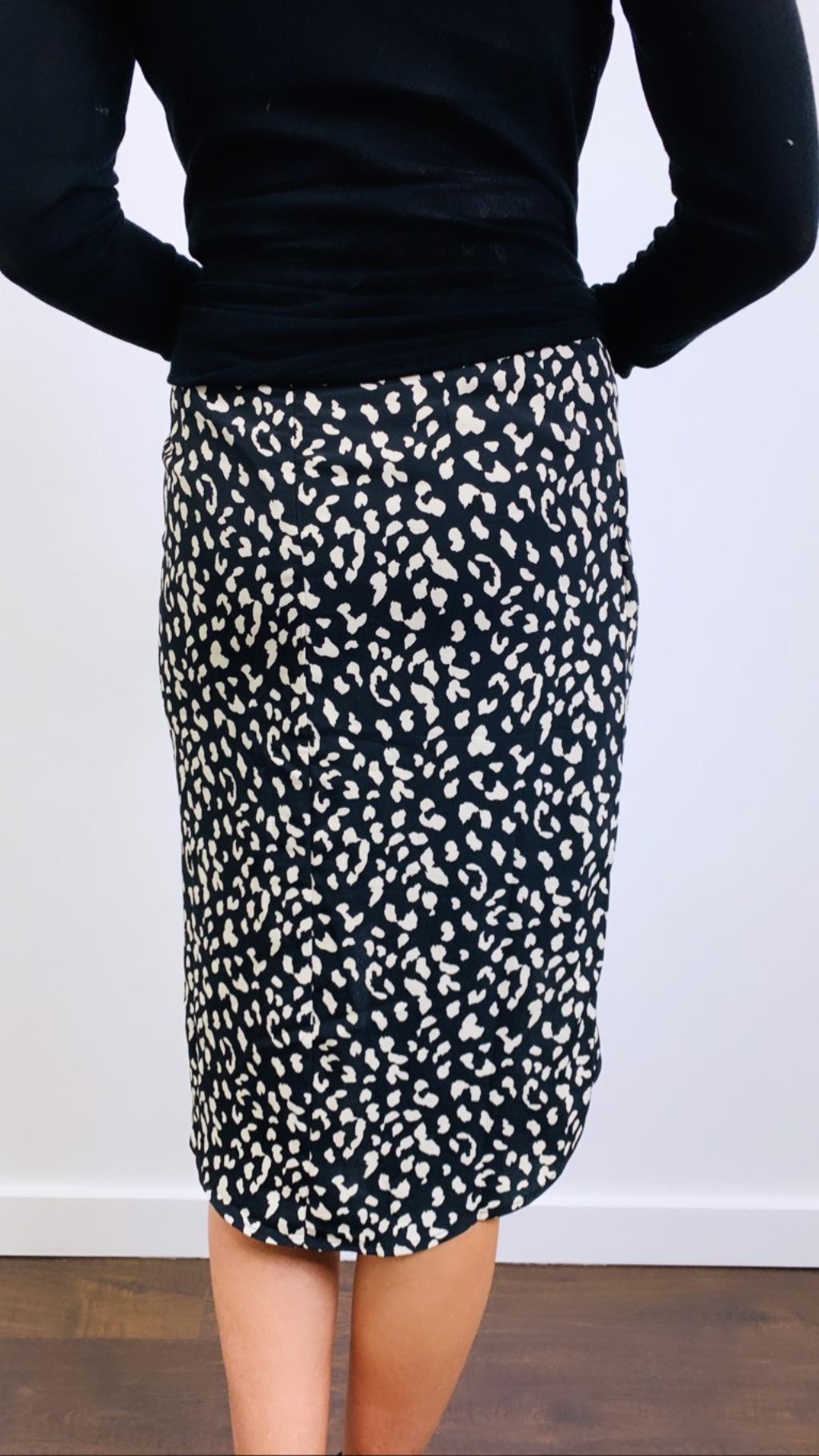 KLD Tulip Hem Skirt