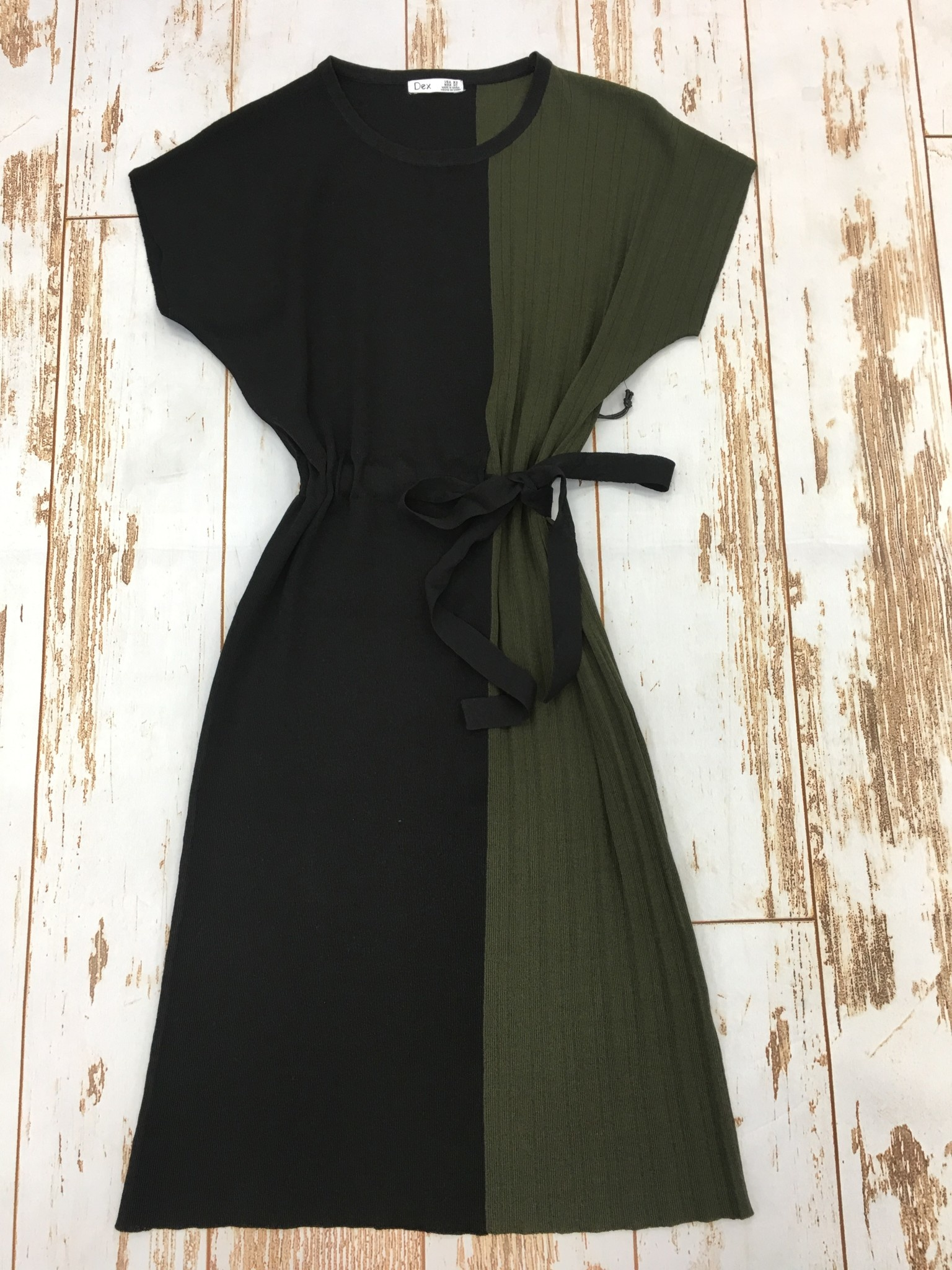 Dex Colorblock Dress