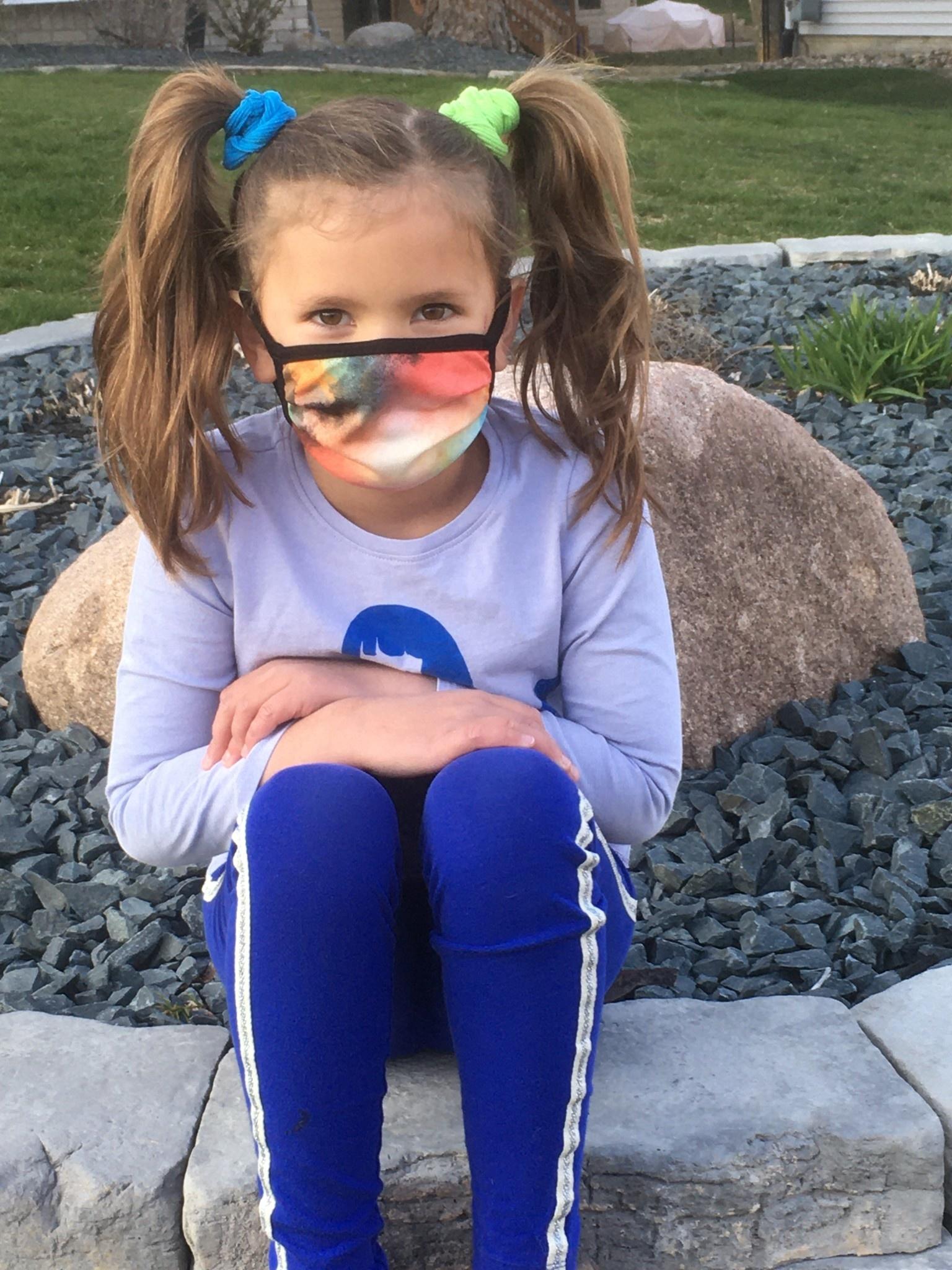 Ariella Kid Face Mask