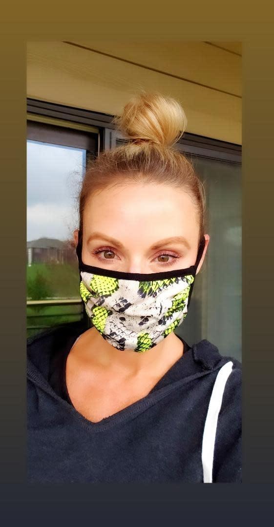 Ariella Adult Face Mask