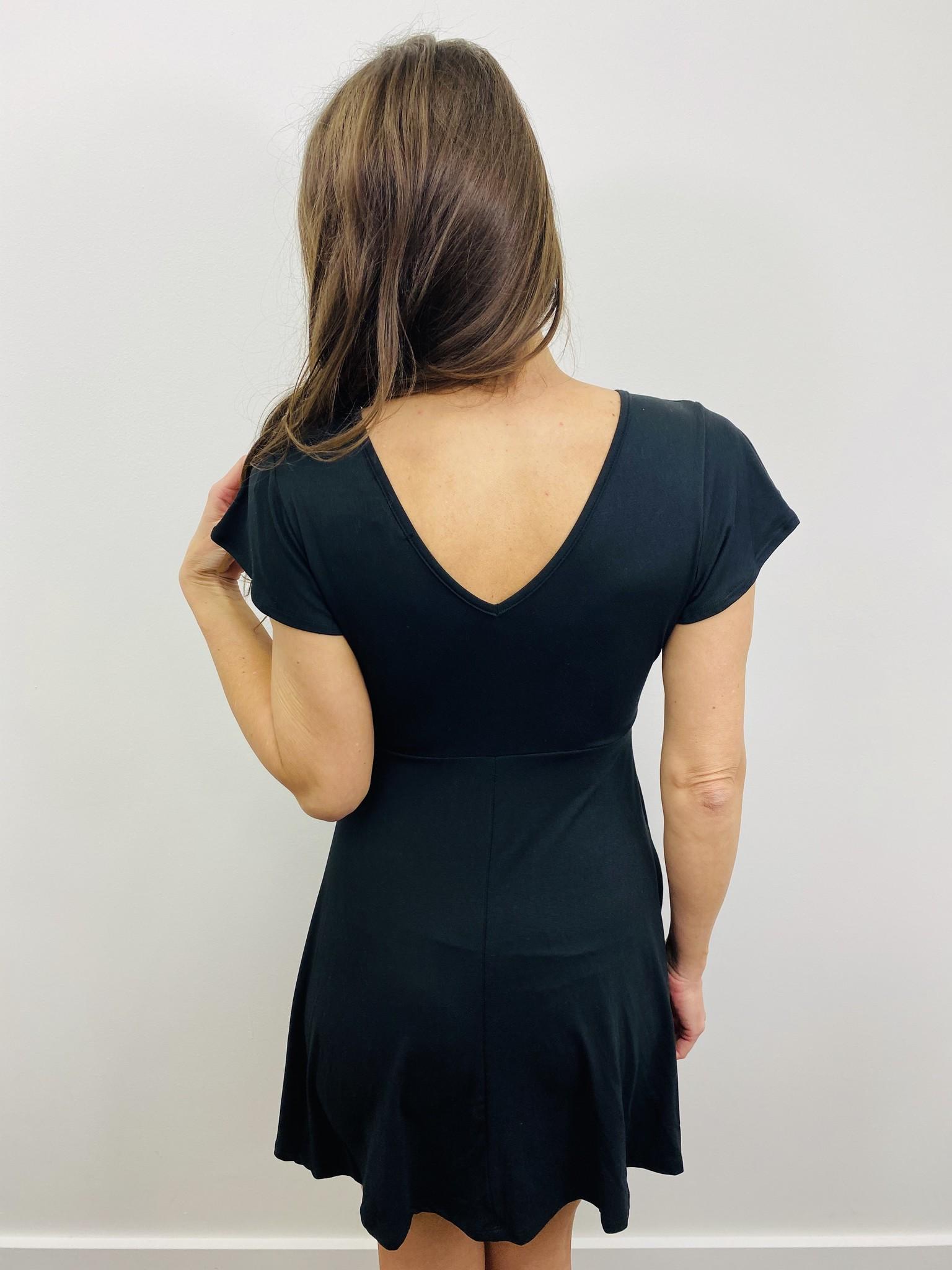 Gilli Short Sleeve Wrap Dress