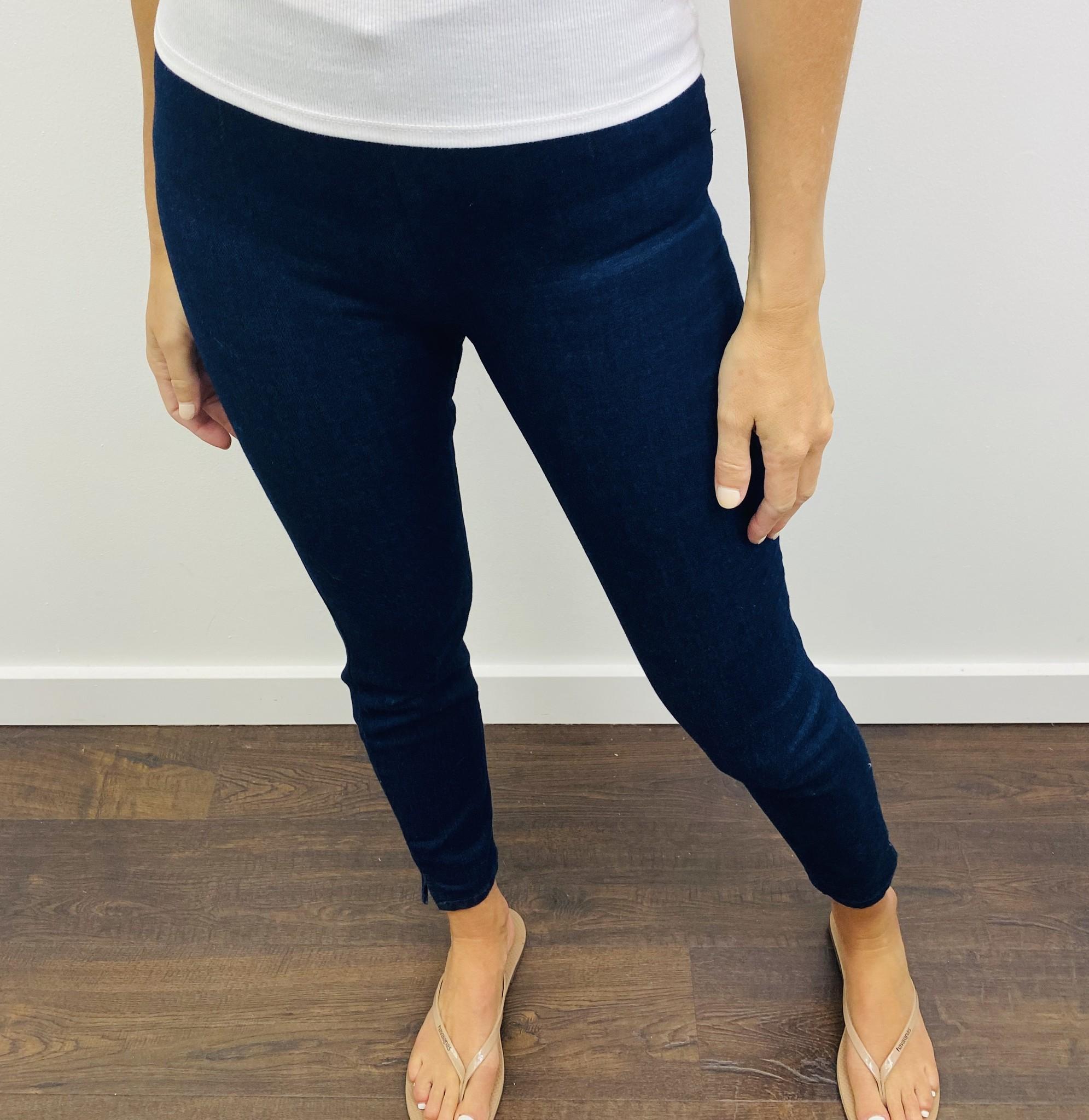 Dex Denim Basic Pull on Pant