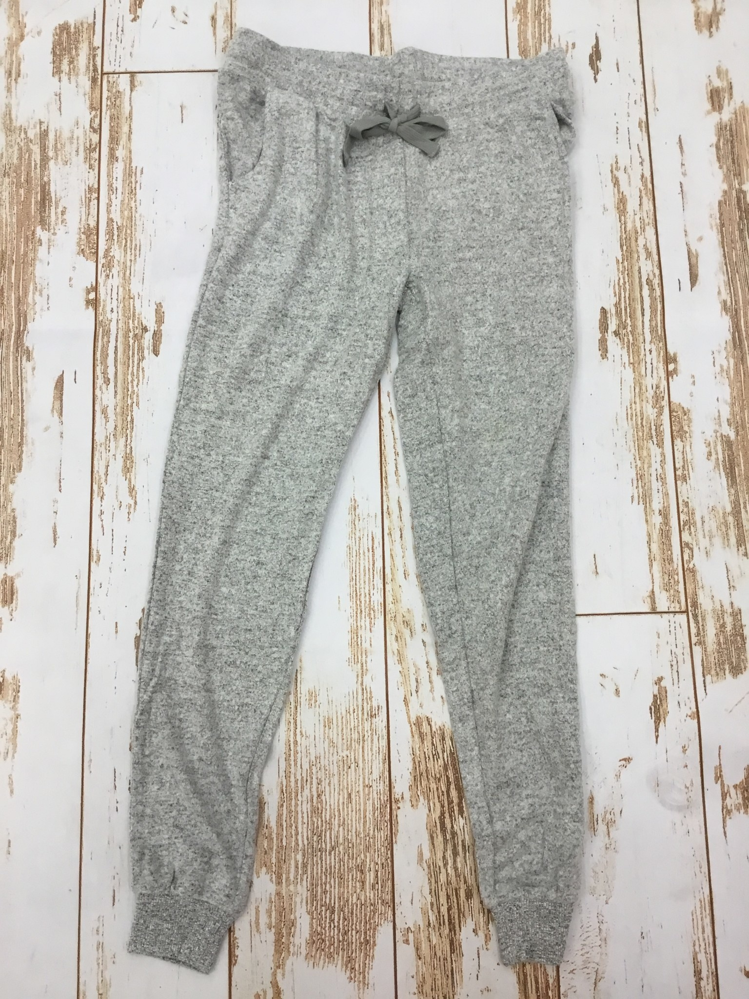 Z Supply Marled Jogger in Heather Grey