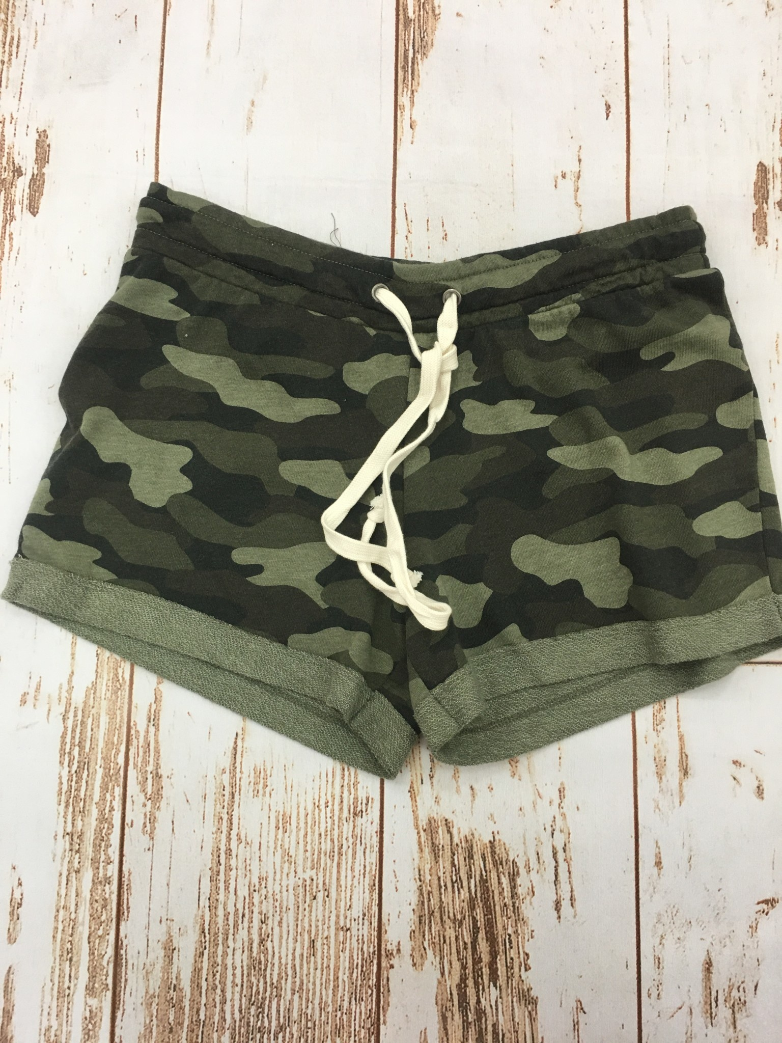 Alternative Cozy Fleece Short