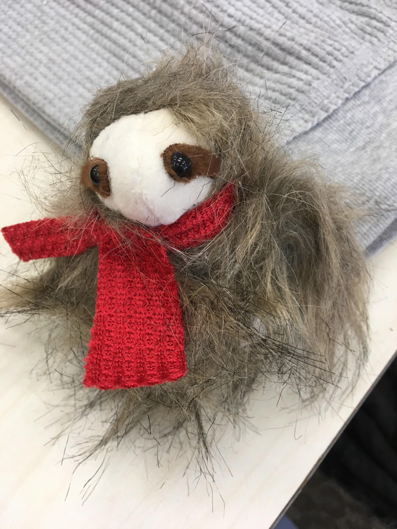 Bright Ideas Sloth Ornament