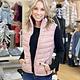 Ashley Clothing Reversible Blush/Burgundy Vest