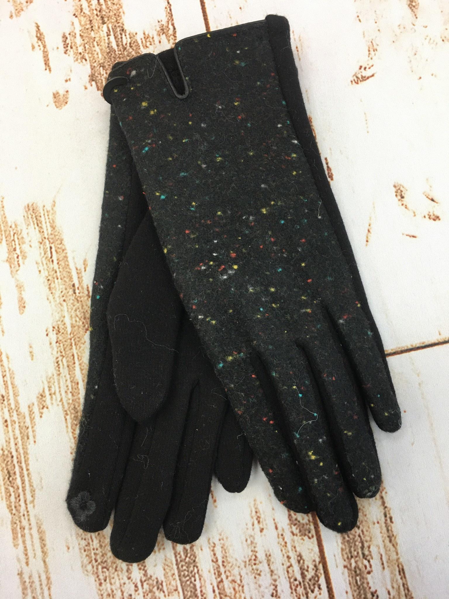 Accessories Now Speckle Glove