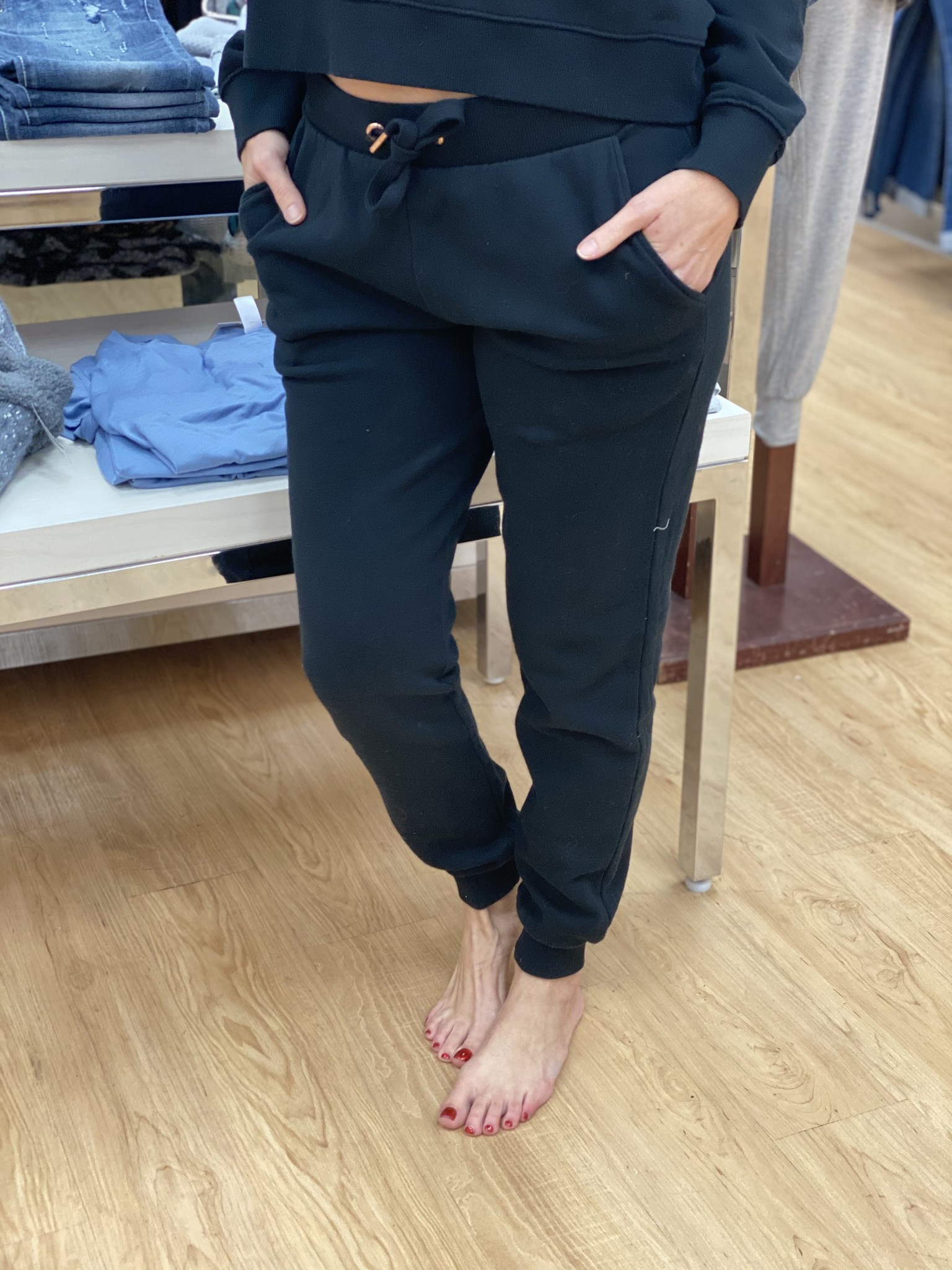 Z Supply Ambre Pant in Black