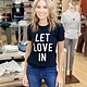 elan Let Love In Tee