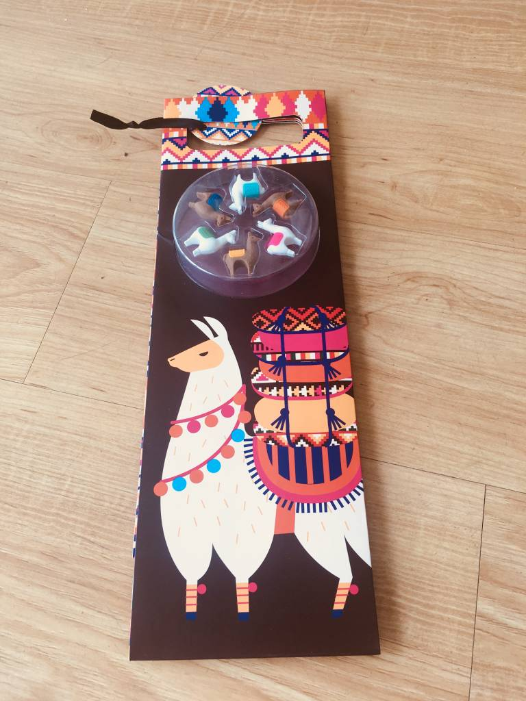 Streamline Llama Gift Bag