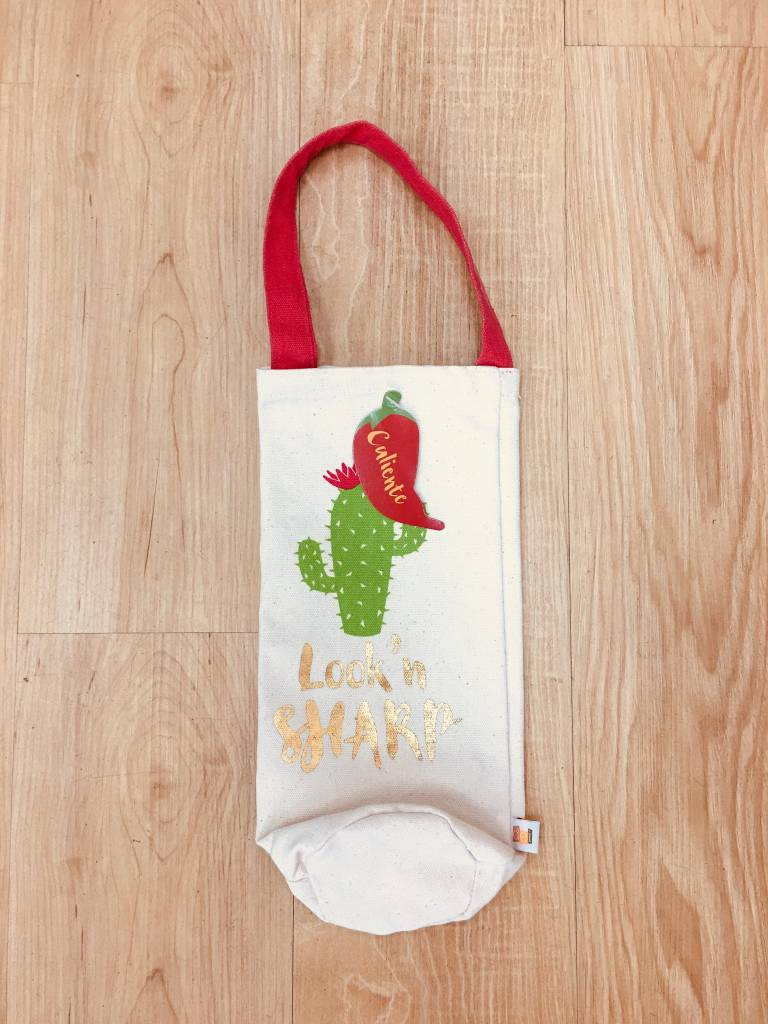 DEI Look'n Sharp Cactus Wine Sack