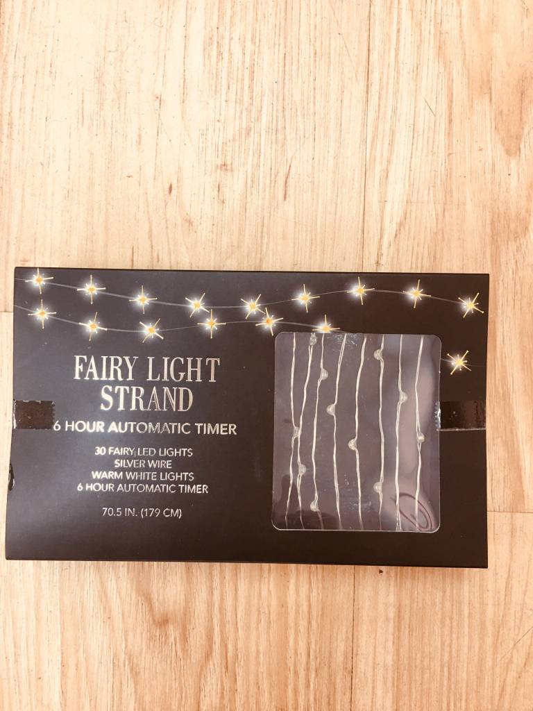 Willis Fairy Light Strand 6ft