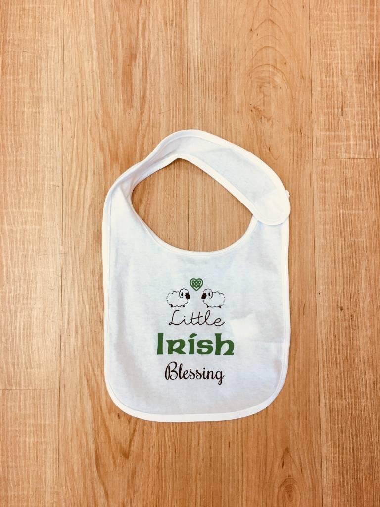 Accessories Now Little Irish Blessing Bib
