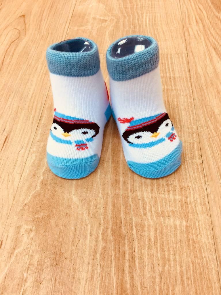Izzy & Owie Penguin Sock