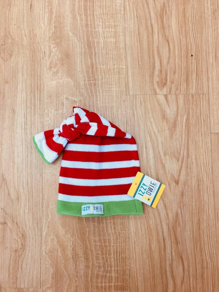Izzy & Owie Stripe Baby Hat 0-12 M