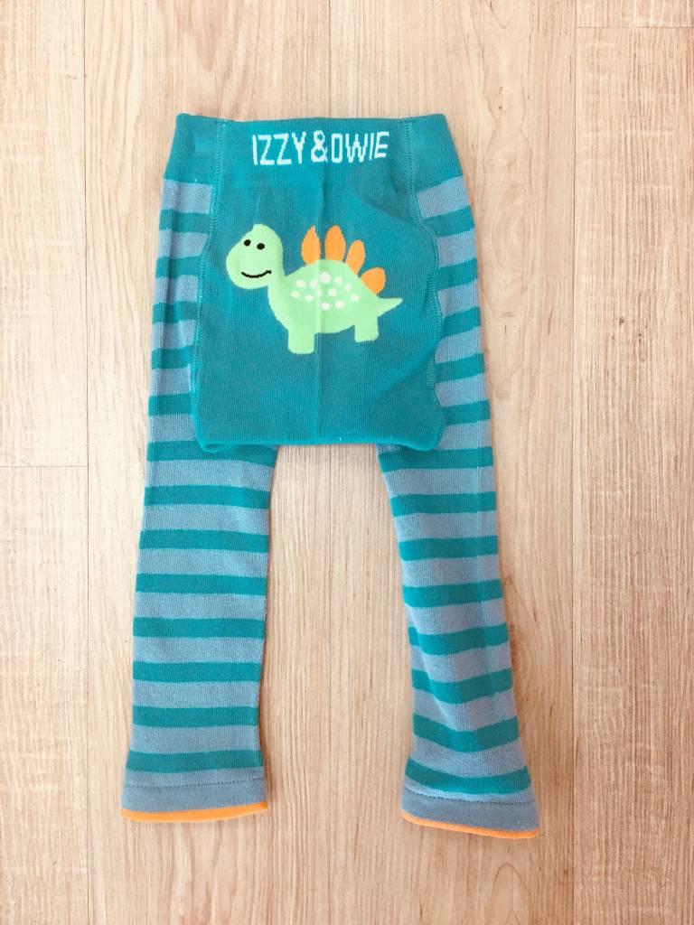 Izzy & Owie Dinosaur Legging