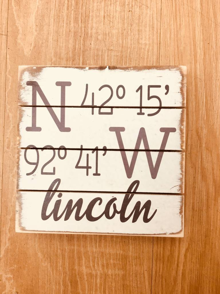 Sincere Surroundings Lincoln, NE Coordinates