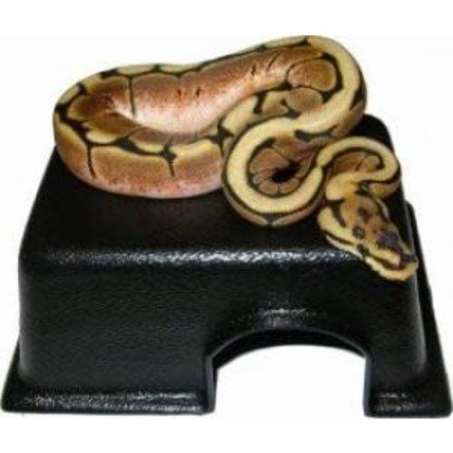 Vista Black Reptile & Snake Hide Box