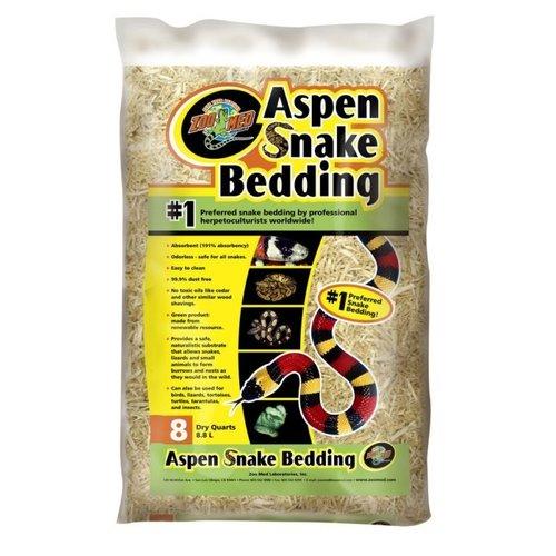 Zoo Med Aspen Bedding