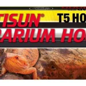 Zoo Med Reptisun T5 UVB Terrarium Hood