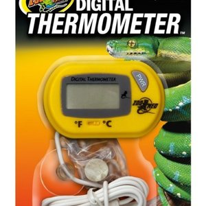 Zilla Digital Terrarium Thermometer