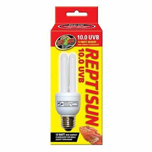 Zoo Med Reptisun 10.0 UVB Compact Florescent Bulb
