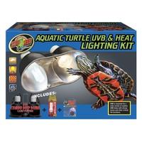 Zoo Med Turtle UVB & Heat Lighting Kit
