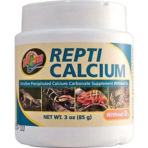 Zoo Med Zoo Med Calcium without D3