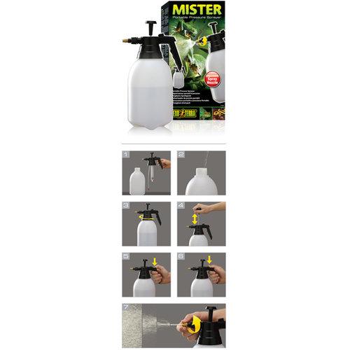 Exo Terra Exo Terra Hand Pressure Sprayer 2QT