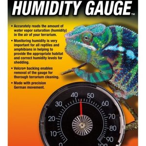 Zoo Med Precision Analog Humidity Gauge
